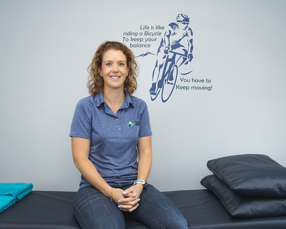 Chantelle Burtone - Pretto Physio