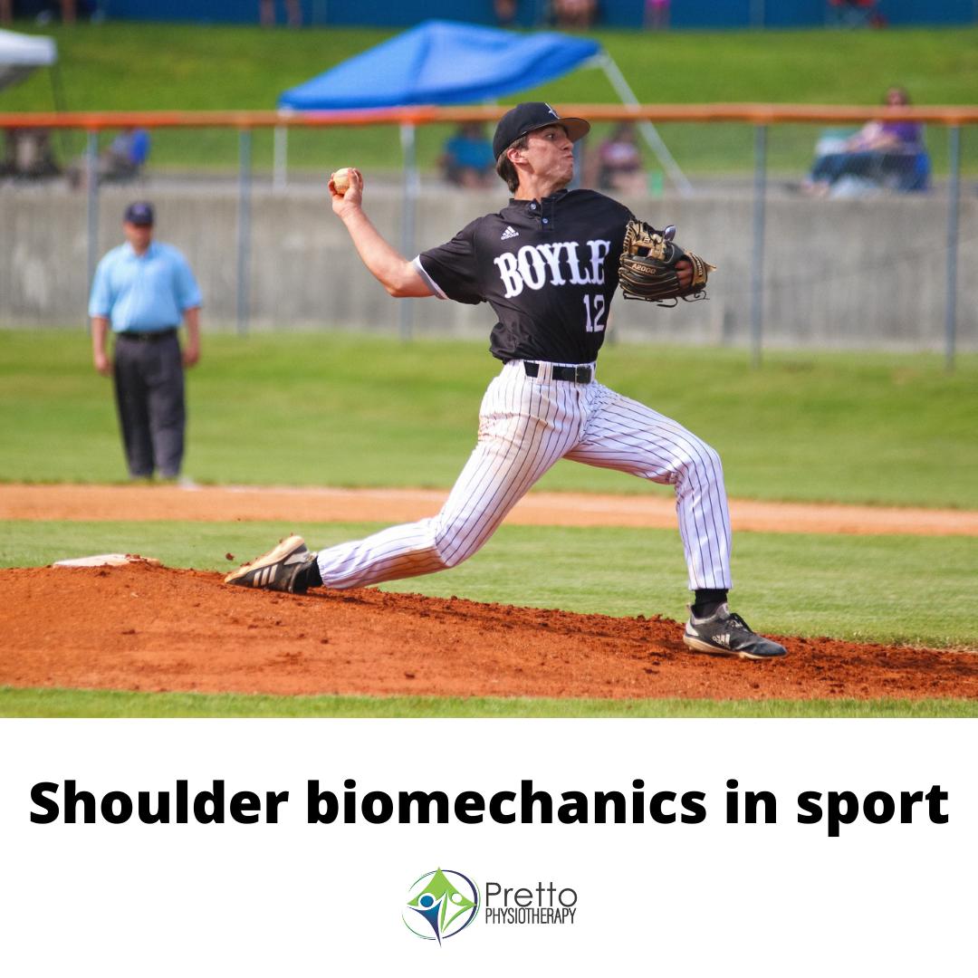 Shoulder biomechanics